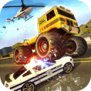 Police Chase Monster Car: City Cop Driver Escapeapp_Police Chase Monster Car: City Cop Driver Escape